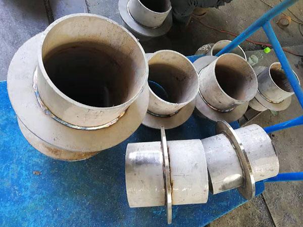 不锈刚刚性防水套管